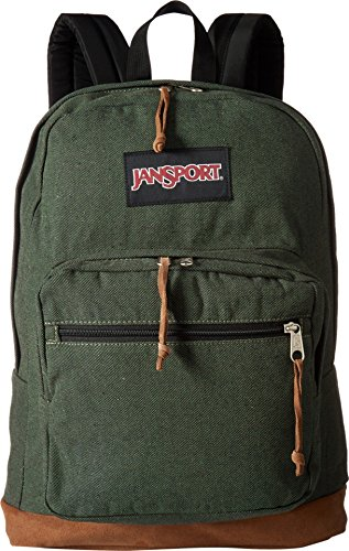 JanSport Unisex Right Pack Expressions Muted Green Backpack