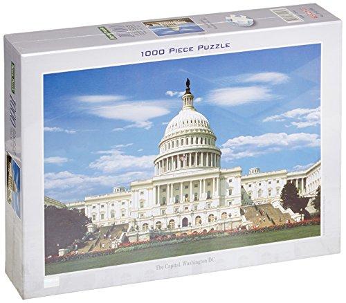 Tomax The Capital, Washington DC 1000 Piece Jigsaw Puzzle
