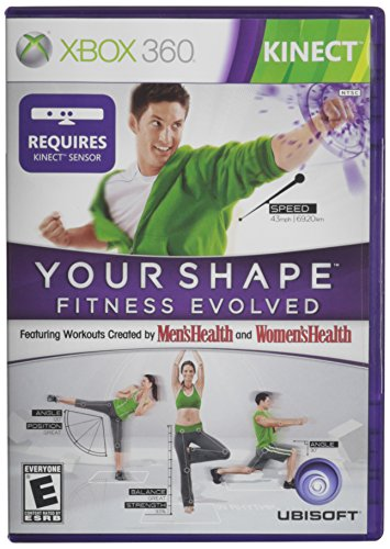 New Ubisoft Your Shape: Fitness Evolved Personalized Workouts Unprecedented Feedback System