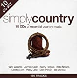 Simply Country (Coffret 10 CD)