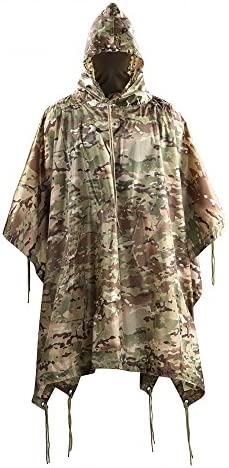 M Tac Military Raincoat Ripstop Waterproof product image