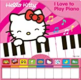 Hello Kitty I Love to Play Piano, , 1450861687
