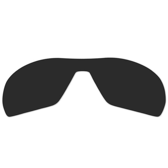 424ecf22ac ACOMPATIBLE Lentes de Repuesto para Oakley Offshoot Gafas de Sol oo9190,  Black - Polarized: