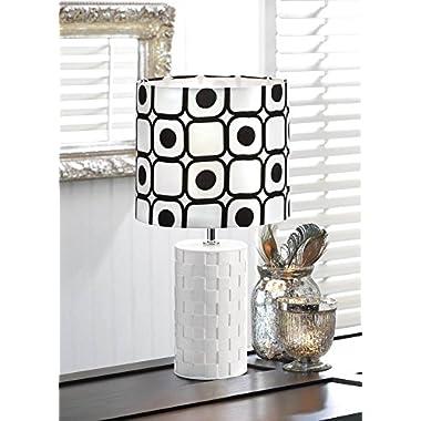 VERDUGO GIFT 10015649 Pop Art Table Lamp