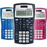 Texas Instruments TI-30X IIS 2-Line Scientific Calculator, Rasberry