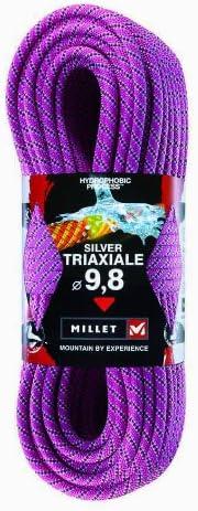 Millet Plata triaxiale 9,8 mm Cuerda de Escalada (60 m ...
