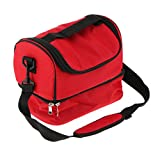 MagiDeal Portable Insulated Thermal Cooler Lunch Box Tote Picnic Storage Bag Pouch Restaurants Food Delivery Drivers