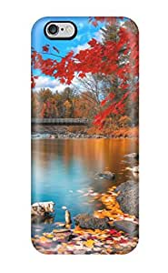 7037159K16507230 Hot Case Cover Protector For Iphone 6 Plus- Fall Foliage