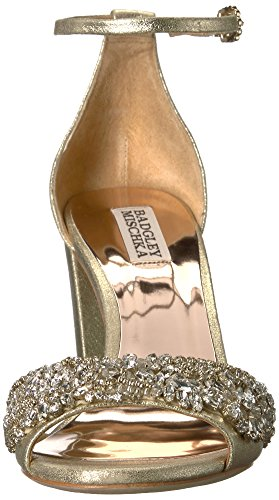 websites cheap price Badgley Mischka Women's Hines Heeled Sandal Platino brand new unisex cheap online sale visit new nFFte