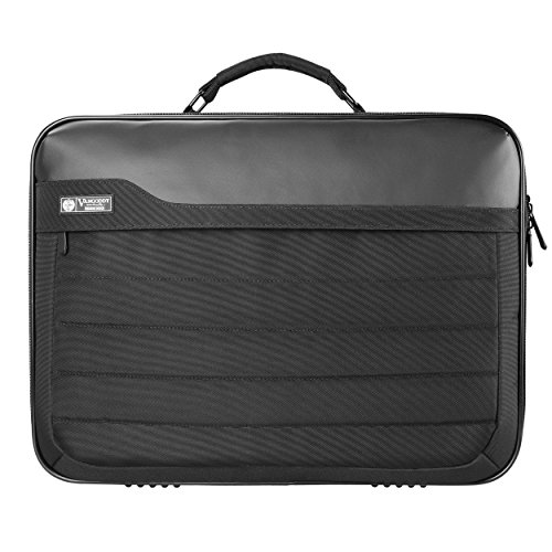 VanGoddy Laptop Briefcase Bag Suitable for AOC e1759Fwu 17-Inch Portable Monitor
