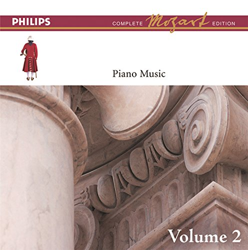 Mozart: The Piano Sonatas, Vol.2 (Complete Mozart Edition) (Mozart 2 Edition Complete Vol)