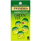Twinings Selection Green 50 g (Pack of 4, Total 100 Teabags)