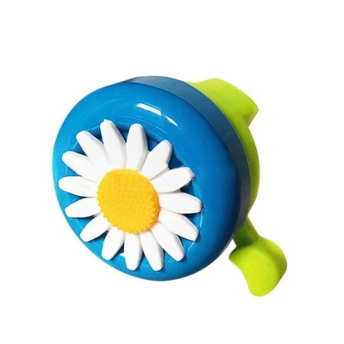 Oddity - Timbre de Bicicleta para niños, crisantemo, O: Amazon.es ...