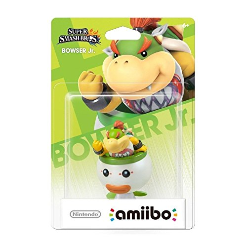 Bowser Jr. amiibo (Super Smash Bros Series)