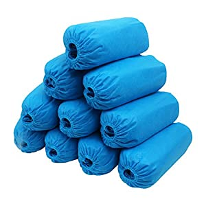 Non-woven Disposable Shoe Covers 2