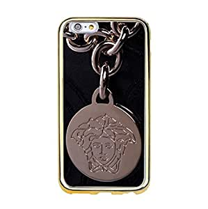 Blazing Luxury Versace Series Cover Case TPU Golden Border series for Iphone 6/6s (4.7 inch)