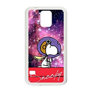 Lovely snoopy Cell Phone Case for Samsung Galaxy S5