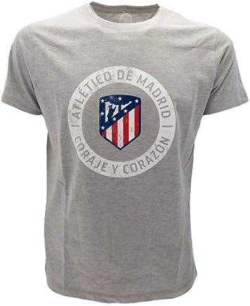 Rgers & JLK - Camiseta oficial Atlético de Madrid: Amazon.es: Ropa y accesorios