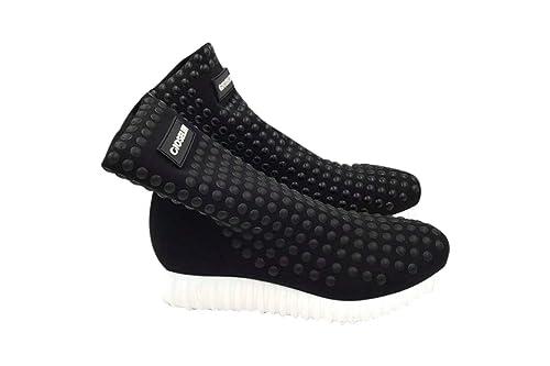 ebdfae74c0 Gioselin Scarpa Donna Sneakers Borchie Light Studs Nere Nero