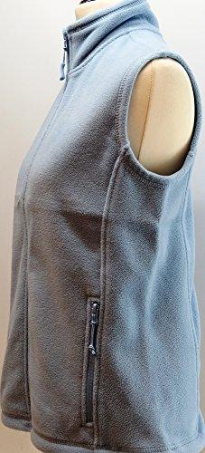 Russell - Chaleco - Básico - Sin mangas - para mujer azul celeste