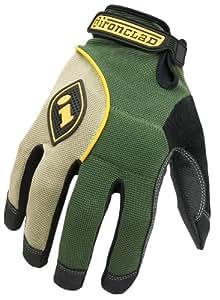 Ironclad HUL-04-L Heavy Utility Landscaper Gloves, Large