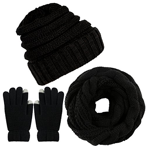 Top 10 beanie and gloves womens sets