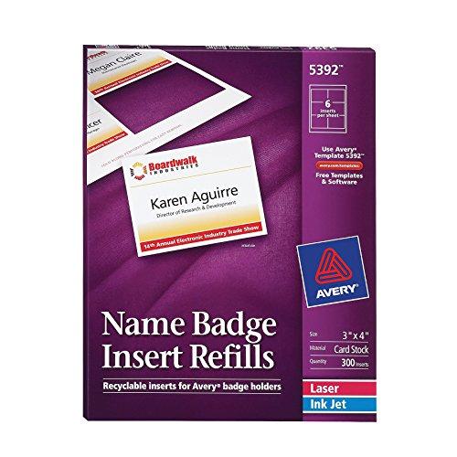 Bestselling Badge Inserts