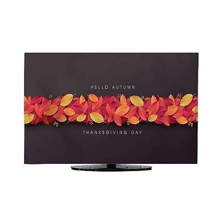 34fff04969a3 Amazon.com  Television Cover Autumn L50 x W52  Home Audio   Theater