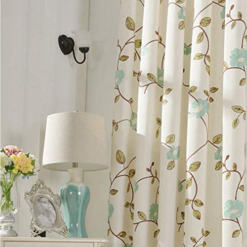 Grommet Curtain Contemporary Curtain