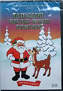 Rudolph The Red-Nosed Reindeer from Woodhaven