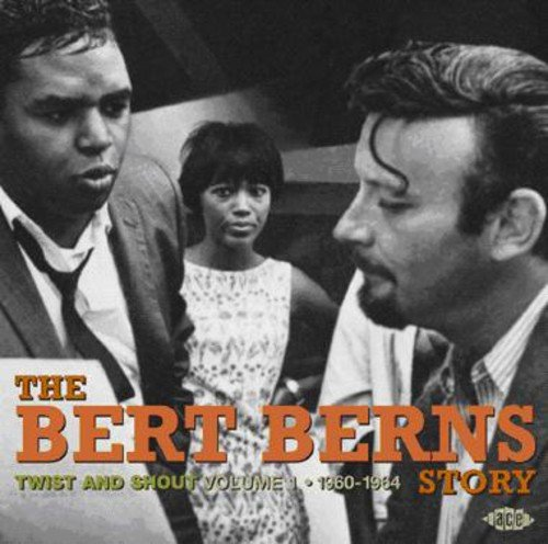 The Bert Berns Story Volume 1: Twist & Shout - Asia Bern Shop