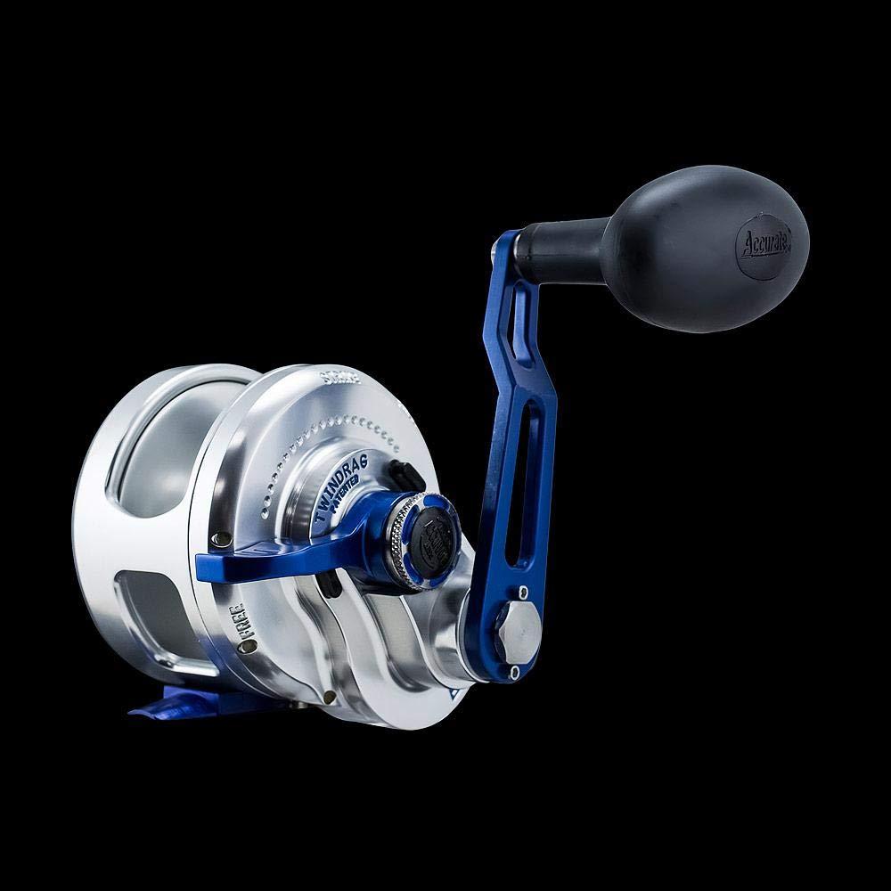 お買い得モデル 正確なボスbx-600 B01EGO4HX6 X Handed N Single Speed Speed Reel – シルバー/ブルー – Right Handed B01EGO4HX6, ナンガイムラ:b222c5cc --- ballyshannonshow.com