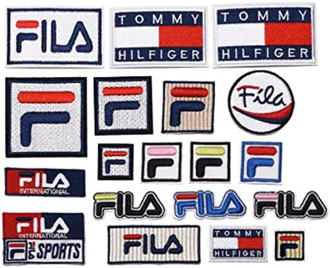Parche deportivo clásico bordado con insignias para planchar o ...