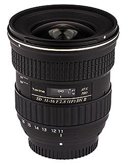 Tokina ATXAF116DXIIN 11-16mm f/2.8 Pro DX-II Lens for Nikon F, Black (B00E3Y4Y74) | Amazon Products