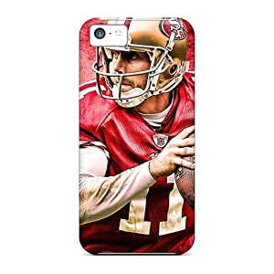 Evanhappy42 Ewk10326Ohfm Cases Covers Skin For Iphone 5c (san Francisco 49ers)