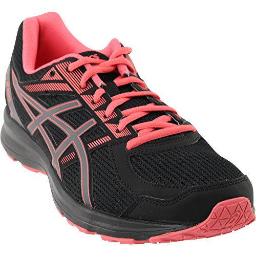 ASICS Women's Jolt Black/Carbon/Peach 11 D US by ASICS