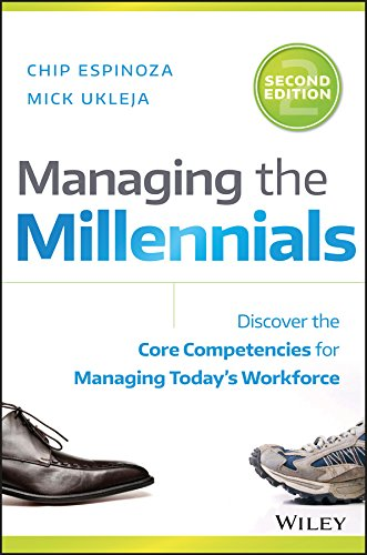Managing Millennials Discover Competencies Workforce ebook product image
