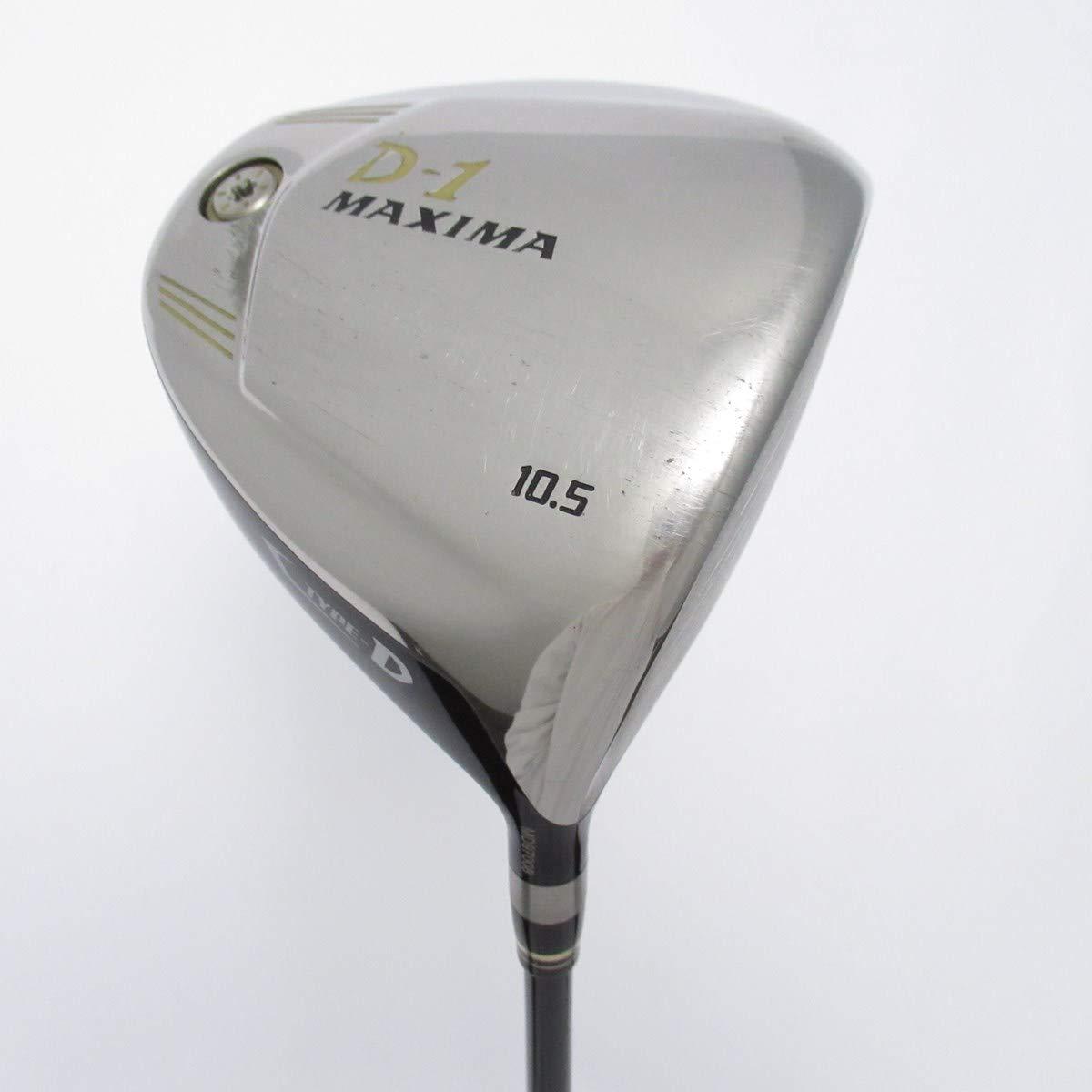 【中古】リョーマ ゴルフ RYOMA GOLF Ryoma D-1 MAXIMA TYPE-D ドライバー Tour AD MX-D B07R7N8LL8  5S