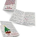 Eine lustige Weihnachtskarte - Eine lustige Weihnachtskarte - Platzmangel