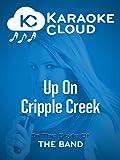 Karaoke Cloud - Up On Cripple Creek