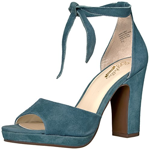 Seychelles Women's Journey Dress Pump Denim VoTTRM