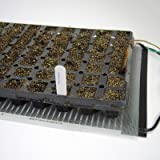 Ken-Bar Agritape Seed Starting 11'' x 25' Heat Mat with Grounding Screen
