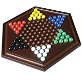 XC5865WD10 Artisan Deluxe Wooden Chinese Checkers