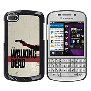 - The Walking Zombies - - Monedero pared Design Premium cuero del tir???¡¯???€????€????????????¡¯&Ati