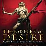 Thrones of Desire: Erotic Tales of Swords, Mist and Fire | Mitzi Szereto