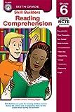 Reading Comprehension Grade 6, Carson-Dellosa Publishing Staff and Jerry Aten, 1600221467