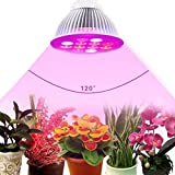 LED Plant Grow Lights 24W Plant Lights E27 Growing Bulbs 3 Wavelengths tailored Led Grow Lamps For Garden Greenhouse, Hydroponic and Family Balcony For Sale