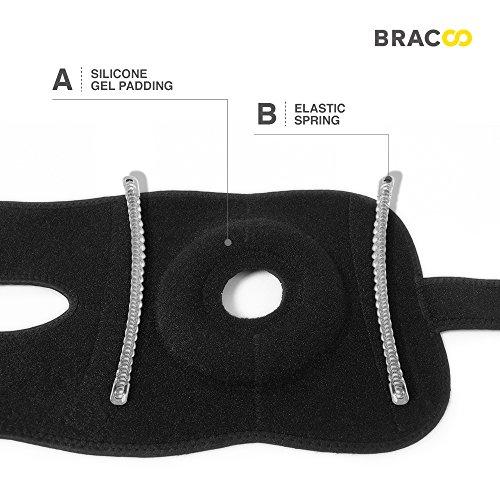 Bracoo Knee Stabilizer Brace