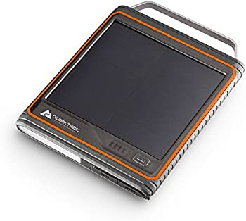 Ozark Trail 20403 Portable Phone Charger w/Solar Panel