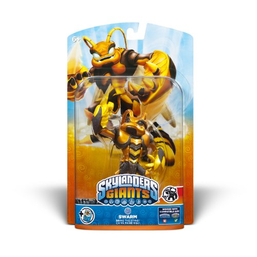 Skylanders Giants: Swarm Giant Character (Skylander Action Figures)
